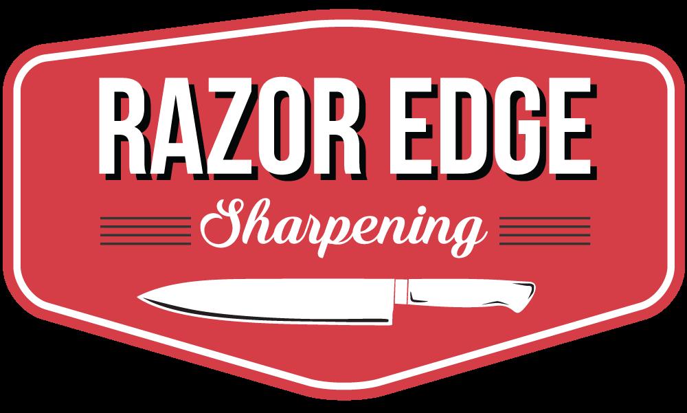 Razor Edge Knife Sharpening