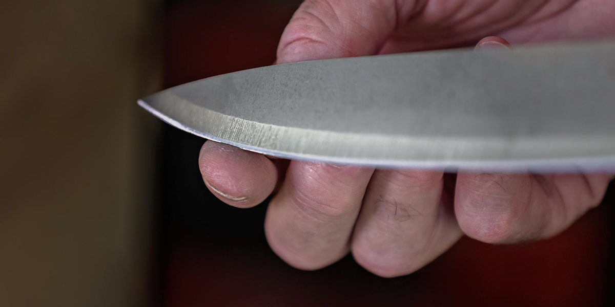 Surfers Paradise Kitchen and Cafe Knife Sharpening