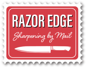 Knife Sharpening by Mail